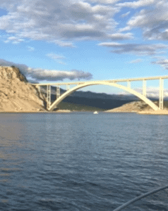 Krk Bridge tour